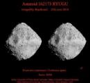小惑星「りゅうぐう」立体に見える?英クイーンメンバーが画像公開