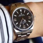 高い腕時計て何が違うの?