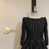 『店頭新作ギャザードレスが完成しました。』の画像