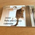 カレンダー届いた