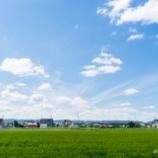 『田舎の風景Country landscape.』の画像