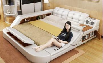 【楽園】人を完全にダメにするベッドが話題にwwww