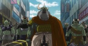 【銀魂 銀ノ魂篇】第349話 感想 数も力も圧倒的、傭兵部族・荼吉尼