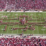 『【海外】プライド・オブ・オクラホマ! 2014年オクラホマ大学『ハーフタイムショー』フルショー動画です!』の画像