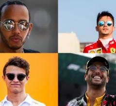F1ドライバーの冬休みの過ごし方:2020年F1