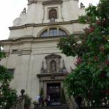 『チェコ旅行記21 プラハのパワースポット勝利の聖母教会とジョン・レノンの壁を見る』の画像