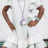 『【感動】ブラウント病で手術を受けた女の子の笑顔に世界の大人たちもニッコリ』の画像