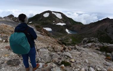 『日本百名山 白山へ☆その3 ラスト 御池巡り そして 下山♩』の画像