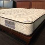 『【ワンルームマンションにお勧めベッド】サータ・トラストコンフォート6.8をイリノイ539にセット』の画像
