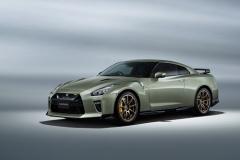 日産「GT-R」2022年モデル発表! 特別仕様車「T-spec」100台限定