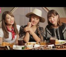 『【Girls Night Out#39】PINK CRES.でグランピング、佐藤・牧野の天ぷら作り、写真トーク、メープルウォーター 他!』の画像