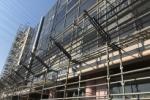 交野市駅ビルがパリの『ポンピドゥー・センター』みたいになってる!
