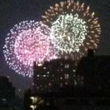 『夏っぽいぞ!「東京湾花火大会」と「しゃぼん玉大集合!」の巻』の画像