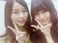 【画像】乃木坂46佐々木琴子×中村麗乃の2ショットが美しすぎる...