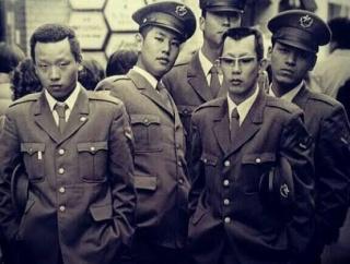 【悲報】昔の自衛隊員、怖すぎるwwwwwwwww(画像あり)