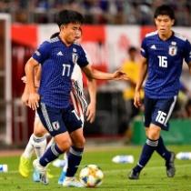3大日本人サッカー選手期待の若手「久保建英」「冨安健洋」