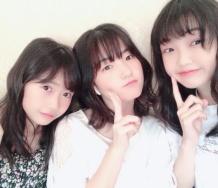 『【モーニング娘。'19】山﨑愛生「生田さんからいただいた『タピオカ🥤』家に飾ってます🥰」』の画像