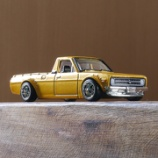 『ホットウィール '75ダットサン・サニー・トラック』の画像
