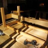 『ナラのテーブル・コナラのローテーブル』の画像