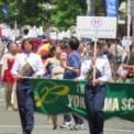 2015年横浜開港記念みなと祭国際仮装行列第63回ザよこはまパレード その40(ザ ヨコハマ スカウツ D&B.C & ヨコハマ リトル メジャレッツ)