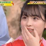 『【乃木坂46】理由がw 大園桃子、番組収録中にボロボロ大号泣してしまう・・・【gifあり】』の画像