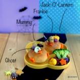 『ハロウィンお子様ランチ・ゴーストレース』の画像