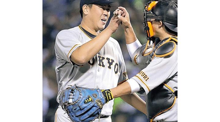 巨人・山口俊さんの来季契約予想