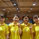 『STC杯 女子団体 結果』の画像