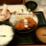 『松乃家で無料ランチ!【株主優待】』の画像