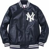 『3/14 オンライン発売予定 Supreme 15SS NY Yankees コレクション』の画像