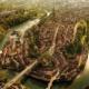 世界の都市を空から見てみよう!鳥の視点で見る世界に時間を忘れてしまう20枚の画像