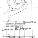 『放射性物質拡散予測 気象庁が初めて公開』の画像