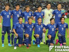 【 日本代表どこよりも早い採点!】タジキスタン戦、最高点は南野の「7」!