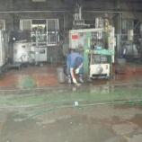 『ゴールデンウィーク前 大掃除』の画像