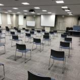 『ZOOMなど使用したセミナー・会議に対応してます!』の画像