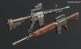 Wasteland Melody's Service Rifle v1.1