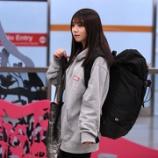 『【乃木坂46】マジかよ!?与田祐希が台北で着ていたパーカーとリュック、衝撃の値段がこちら!!!!!!』の画像