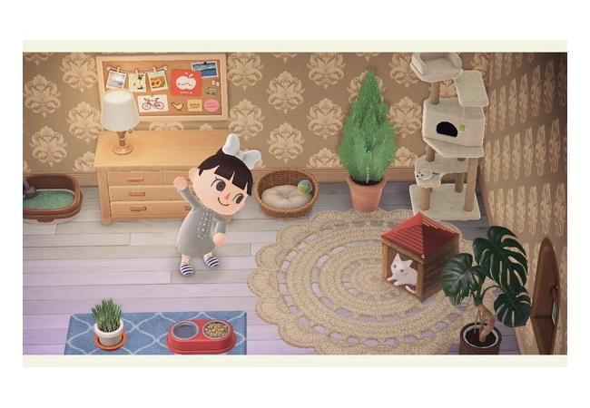 【あつまれ どうぶつの森】「かさ」マイデザインを使ったトリックアートの発想がすごいwwwww