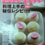 『いくつかの雑誌に富士酢製品が掲載されました』の画像