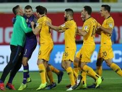 【 アジアカップ試合結果 】<ハイライト> オーストラリア、ウズベキスタンにPK戦に及ぶ死闘の末に勝利!