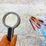 『先輩の教え(その2)「大切な地図と危機管理�」』の画像