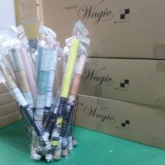 DIY初心者さん向き♪ブランド「Wagic(ウォジック)」シール壁紙2種