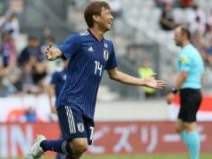 日本代表・香川と乾の活躍をスペイン紙が絶賛!「ファンを納得させるに十分なものだった!」