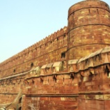 『(2012年 北インド):3.アーグラ-城(12日目)』の画像