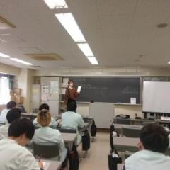 就活対策!母校にて講習をさせていただきました!