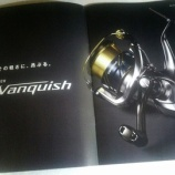 『[NEW ヴァンキッシュ] カタログとシマノH.Pとの違いは?』の画像