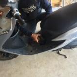 『バイクと鍵の日』の画像