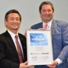 三菱航空機、航空機リース会社「エアロリース」よりMRJを最大20機受注。カタログ総額9.4億ドル(約1,080億円)
