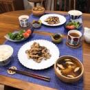 平日もきちんとご飯を作るようになりました。