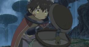 【メイドインアビス】第11話 感想 アビスの中で採集クエスト!